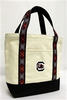University of South Carolina Tartan 726 Tote