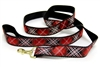 University of South Carolina Tartan Dog Leash