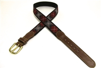 University of South Carolina Tartan Tab Belt