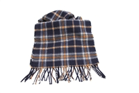 University of Virginia Tartan Lambswool Scarf