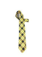 "Virginia Commonwealth University Tartan Silk Tie, 100% Silk.  Measures 58"" x 3 3/8"".  Made in America."