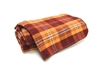 Virginia Tech Tartan Heritage Blanket