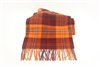 Virginia Tech Tartan Lambswool Scarf