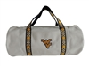 West Virginia University Tartan Duffel