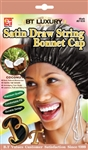 Coconut Oil Infused Drawstring Bonnet Cap