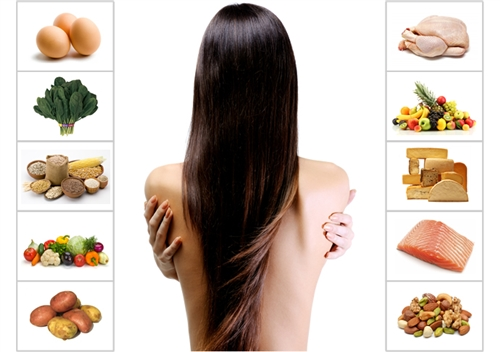 Hair Growth Vitamins Food 75