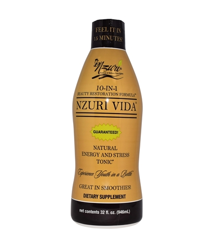 Nzuri Elixir Hair Liquid Vitamin Goes Straight To Work