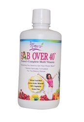 Ms. Fab Over 40 Women's Complete Multivitamin
