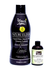 Hair Growth Vitamin Stimulants Liquid