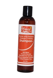 Revive and Restore Omega 3 Hemp Shampoo