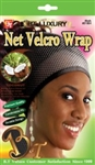 Coconut Oil Net Velcro Wrap Cap