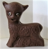 Solid Chocolate Lamb