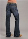 STETSON LADIES JEANS CLASSIC BOOT CUT
