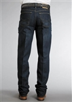 STETSON MENS JEAN 1520 FIT STANDARD STRAIGHT LEG DARK