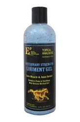 E3 Liniment Gel 12 oz