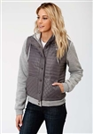 Ladies Combo Jacket