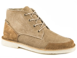 Roper Suede Accent Casual Shoe