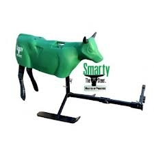 SMARTY THE STEER - ROPING MACHINE