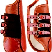 Cactus Gear Leather Splint Boots