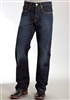 Stetson Men's Jean Basic Dark Wash