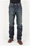 Stetson Men's Jean Dark Wash Straight Leg