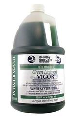 Healthy HairCare Vigor Liniment & Power Wash