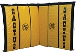 CACTUS TEAM ROPING BOX PADS 4'X4'