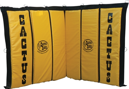 Cactus Team Roping Box Pads 4 X4