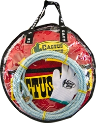 CACTUS KID ROPE BAG SET