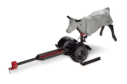 HEEL-O-MATIC GROUND DRIVEN TRAINER - TEAM ROPING MACHINE