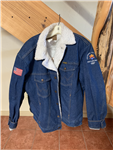 2002 Olympic Jean Wool Jacket