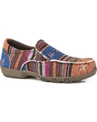 Women's Roper Multicolored Driving Moc
