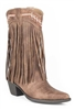 Women's Roper Brown Vintage Faux Leather Boot