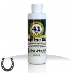 Silver Lining Herbs Equine Oil