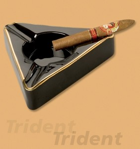 Trident Ash Tray by Craftsman's Bench