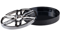 Xikar Burnout Ashtray - Chrome