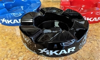 "Xikar Wave Ashtray Red (8.5"" Diameter x 2"" Tall)"