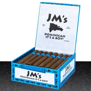 JM Dominican Sumatra It's A Boy (24/Box)