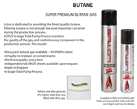 Lotus 90 ML Butane