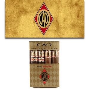 CAO Gold Sampler (4/Box)