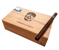 CroMagnon Connecticut Broadleaf Maduro Atlatl Lancero - 7 x 38 (10/Box)
