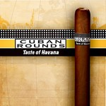 Cuban Rounds Natural Robusto (5 Pack)