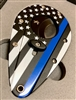 Xikar Xi1 Flag Blue Double Blade Cutter With Black Blades
