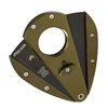 Xikar Xi1 Double Blade Cutter - Green with Black Blades