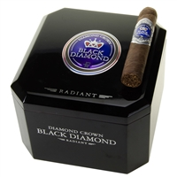 Diamond Crown Black Diamond Radiant (20/Box)