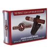 Get a Grip Composite Cigar Clip - Red