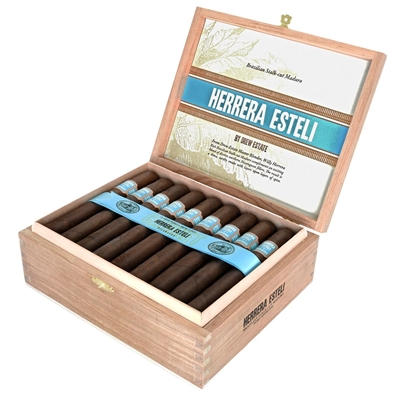 Herrera Esteli Brazilian Maduro Toro Especiale - 6 x 52 (25/Box) **Includes a FREE 5 Pack of Herrera Esteli Norteno Toro