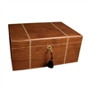 Savoy Ironwood Marquetry 25 Count Humidor