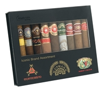 Altadis Dominican Iconic 9 Cigar Sampler