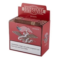Kentucky Fire Cured Sweets Ponies (5 Tins of 10) 4 x 32